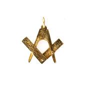 80 9ct Masonic Pendant £190