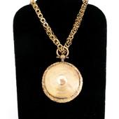 264 Pinch & Hair Locket Necklace £350