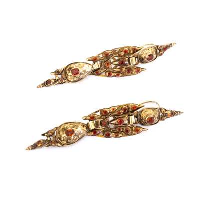 158 Fabulous Spanish Earrings £ 2,600