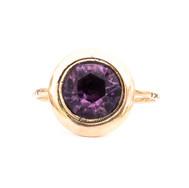 192 Amethyst Ring £500