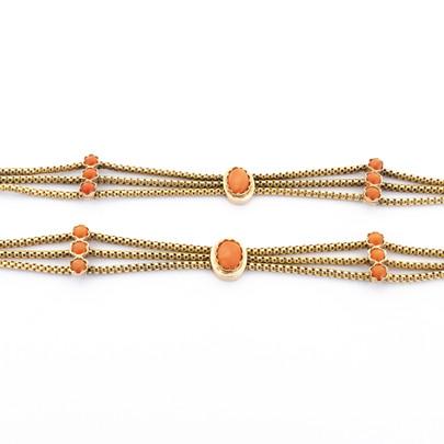 3 Pair of Childrens Bracelets £730.00