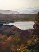 landscape by carole keller, meredith, NH