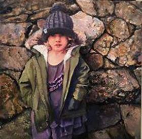 portrait artist, carole keller, meredith, nh