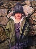 Commission by Carole Keller Bleu Waves Art Gallery