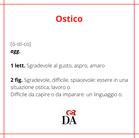 Ostico