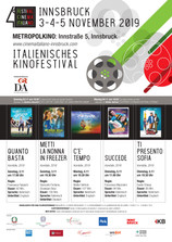 Quarta Edizione del Festival del Cinema Italiano
