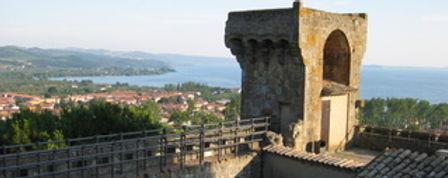 Bolsena view