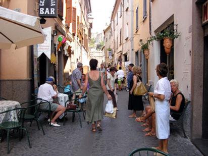 Bolsena streets