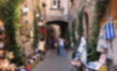 Le vie di Orvieto