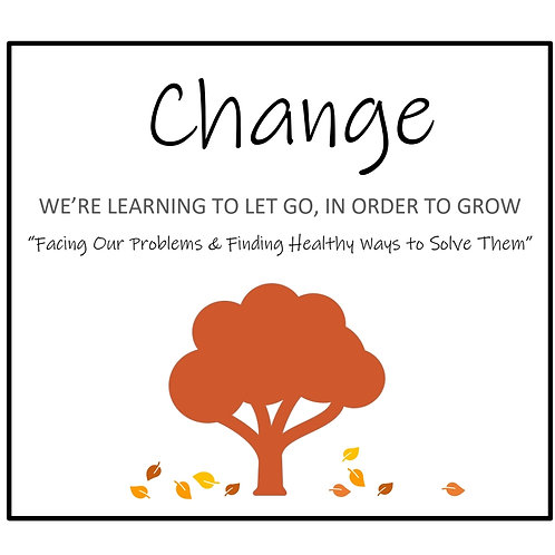 THE TREE OF CHANGE: Solving Big Problems in Little Morning Meetings - Grades 3-7