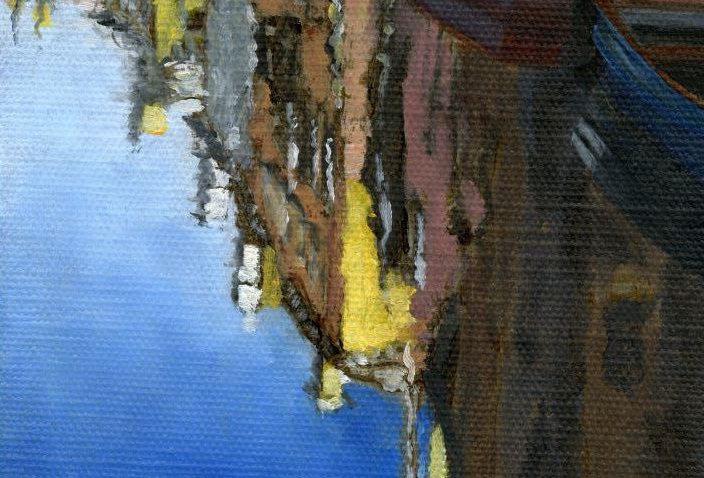 Venice, reflection