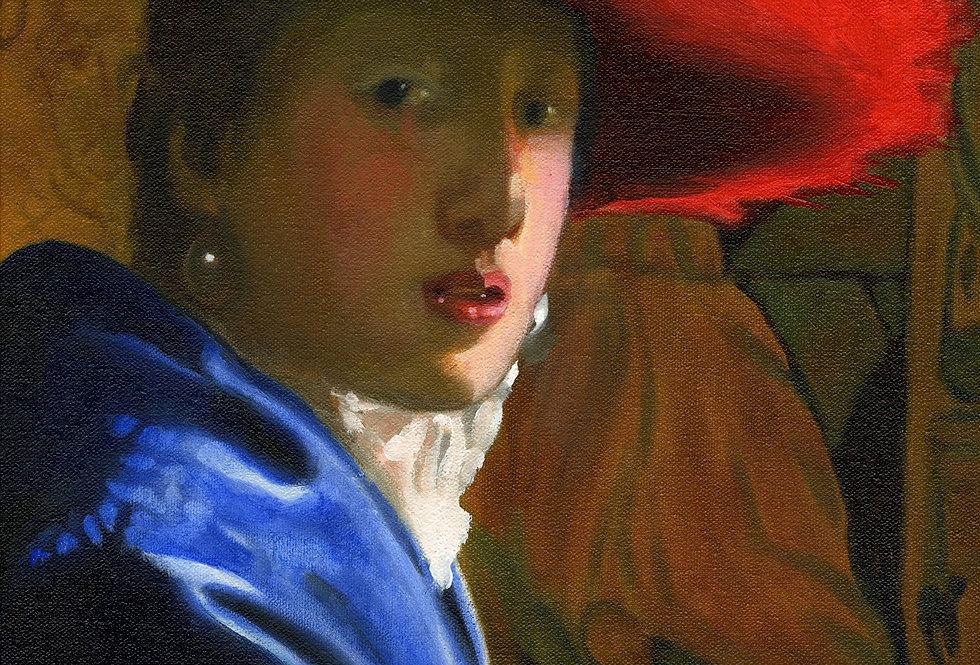 Copy from Vermeer