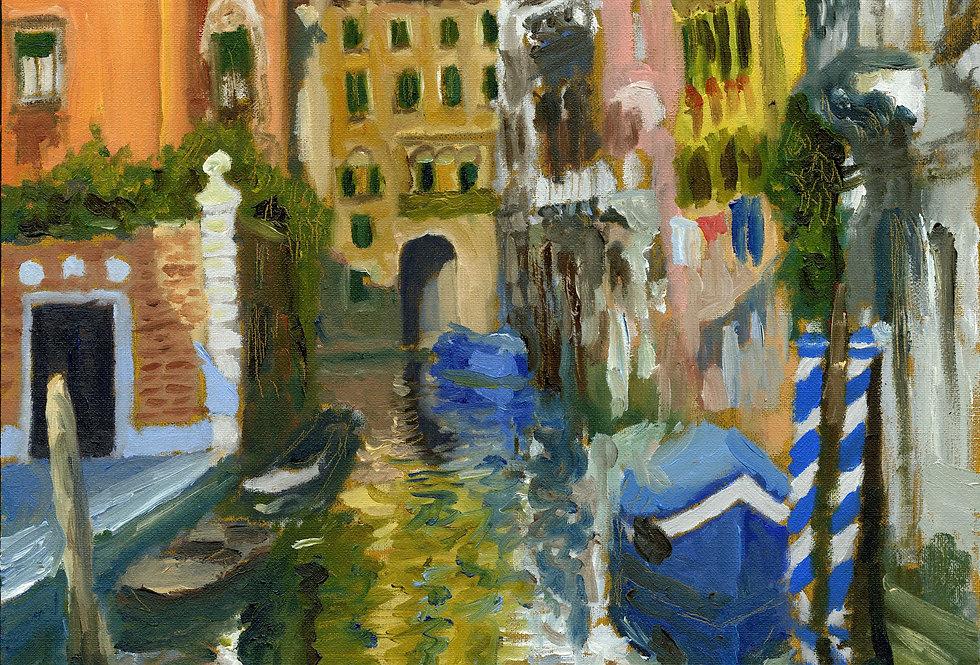 Venice, canal