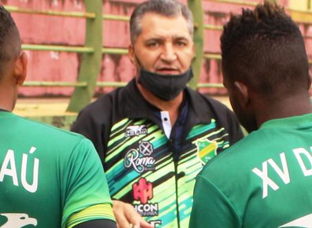 XV de Jaú faz jogo-treino contra Capivariano e marca 3 a 1