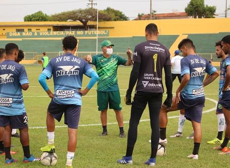 Técnico do XV ressalta o jogo coletivo como fator principal do XV na estreia