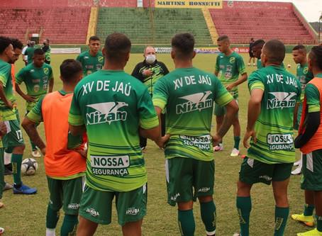 XV marca mais 2 jogos-treinos: dia 5 em Capivari e 9 em Santa Bárbara