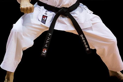 Only the pants - Shobu Kata (SB-10)