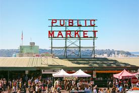 Seattle pt.1: Pike Place Market
