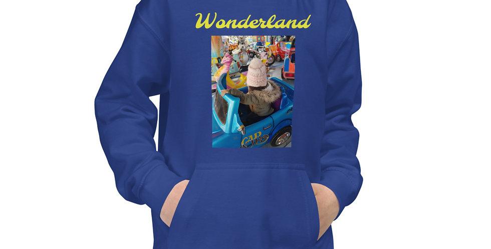 Wonderland Kids Hoodie