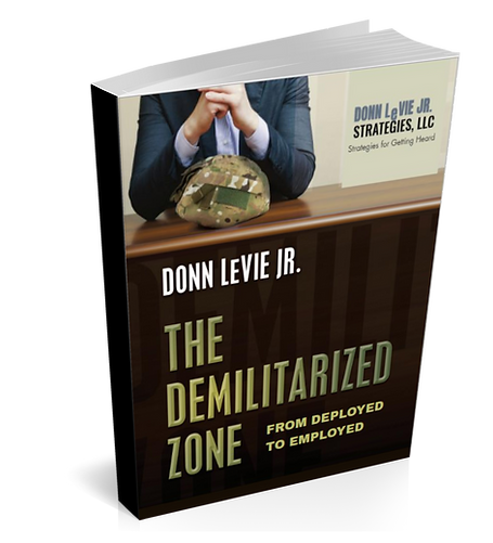 Demilitarized zone eBook 3D front cover.