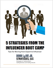 UPDATED COVER 5 STRATEGIES FROM INFLUENC