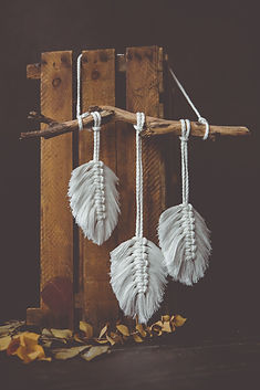 Makramee Workshop Wandbehang