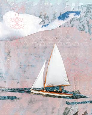 Grafikerin am Meer 7