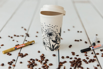 Coffee-to-go Becher 8
