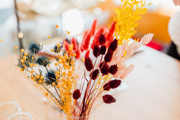 Trockenblumen Workshop Bad Doberan