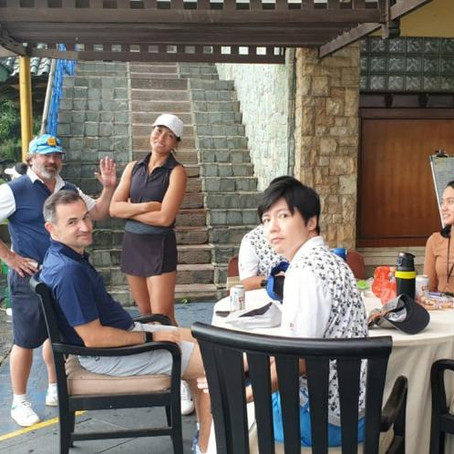 D.O.G.S. Fourth Round at Matoa Nasional Golf Course
