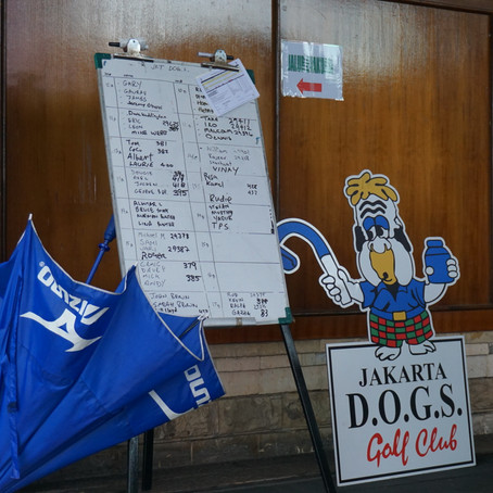 D.O.G.S. Final Round at Matoa Nasional Golf Course & EoYP