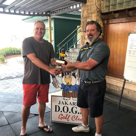 D.O.G.S. Third Round at Matoa Nasional Golf Course