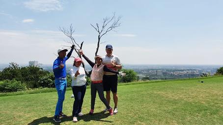 D.O.G.S. First Round at Permata Sentul Golf Club