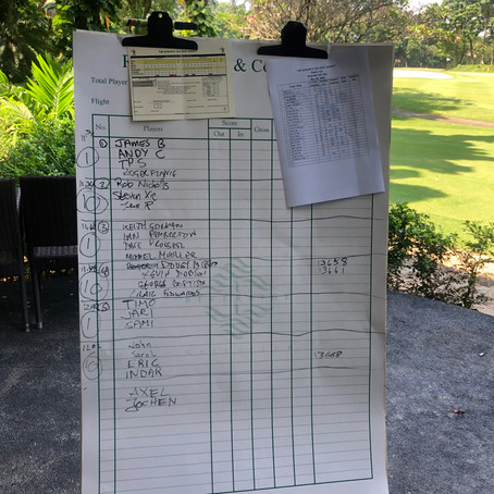 D.O.G.S. First Round at Riverside Golf Club