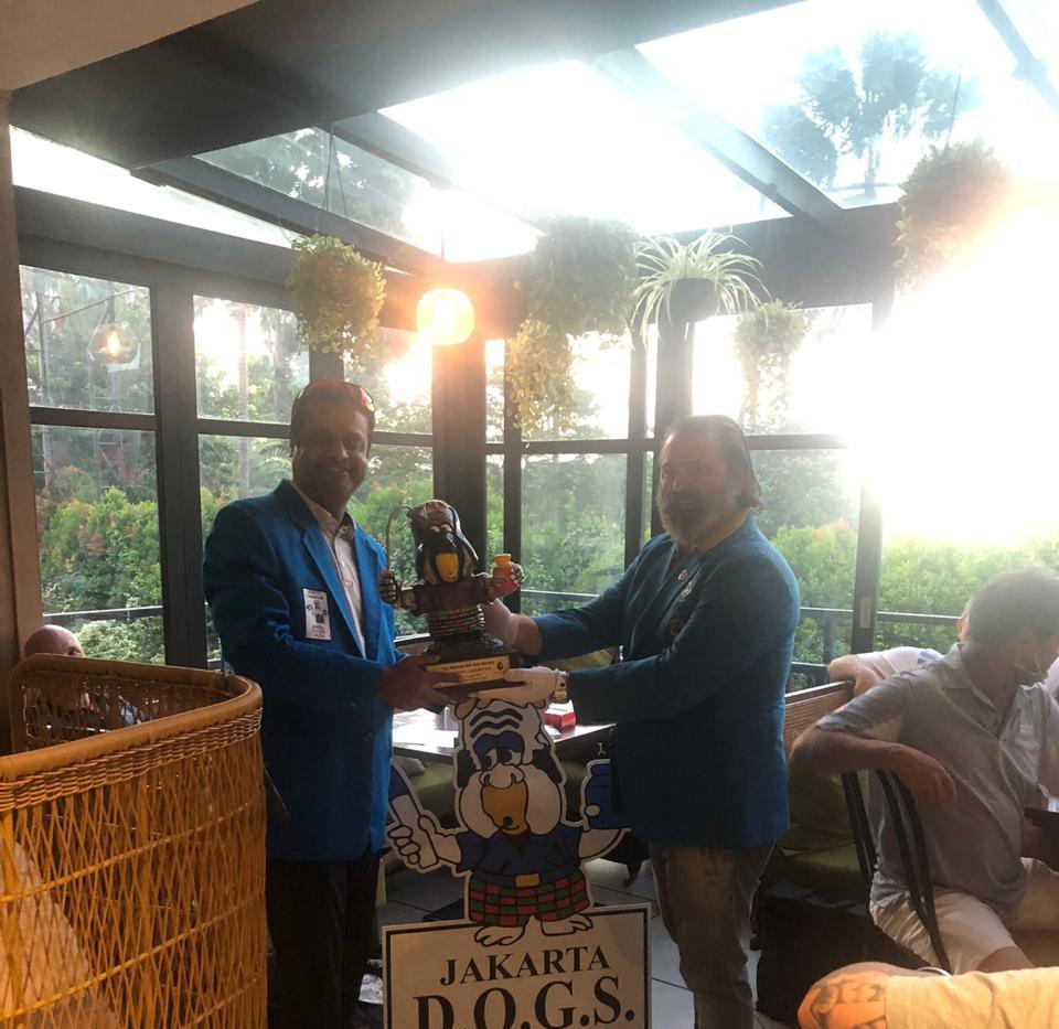 Senayan 2020 Final Champion Tribhuvan Si