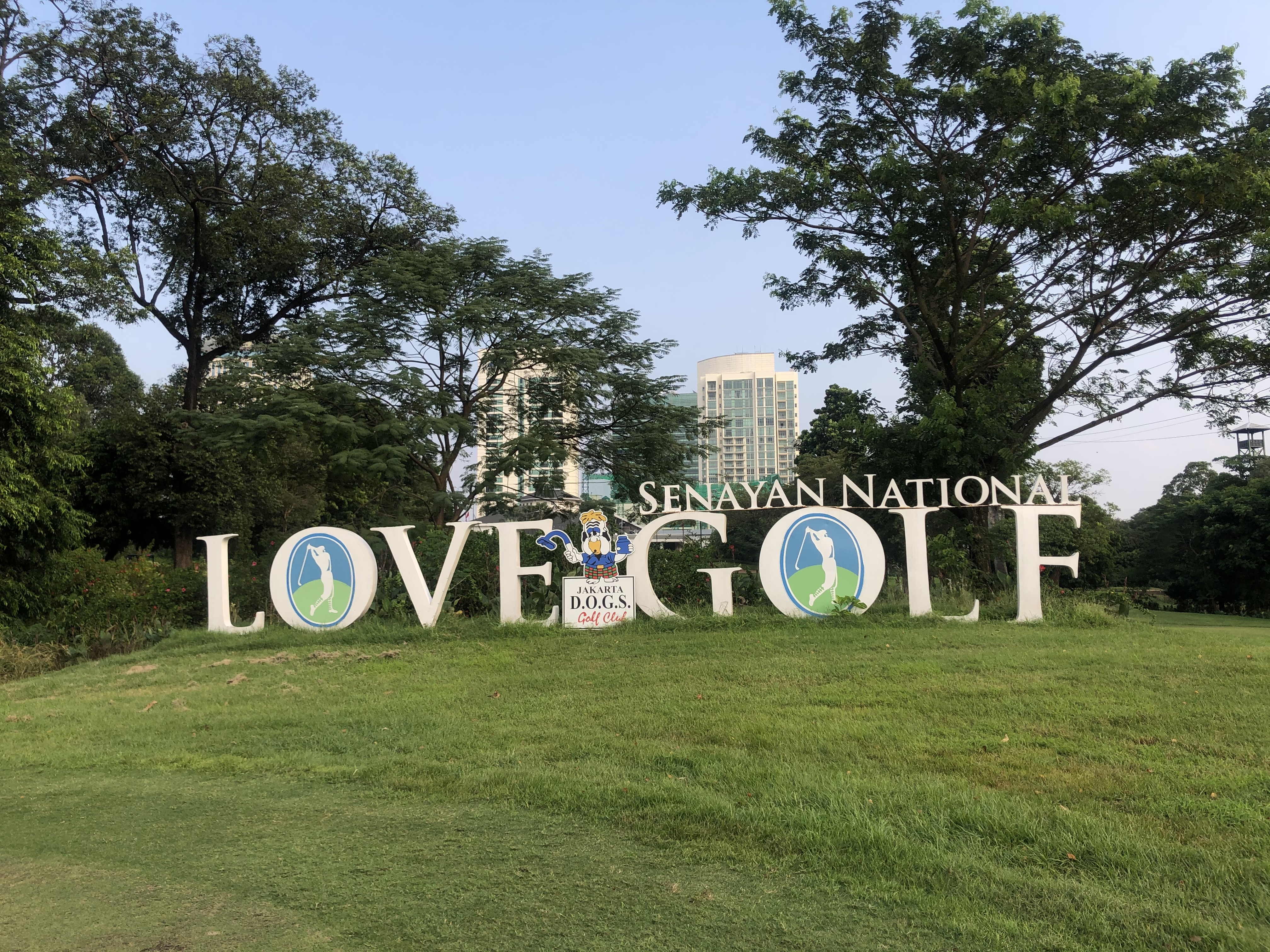 Senayan Week 2 Love Golf