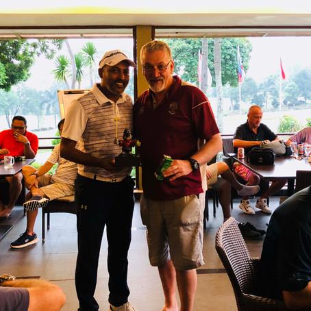 D.O.G.S. First Round at Permata Sentul Golf & Country Club
