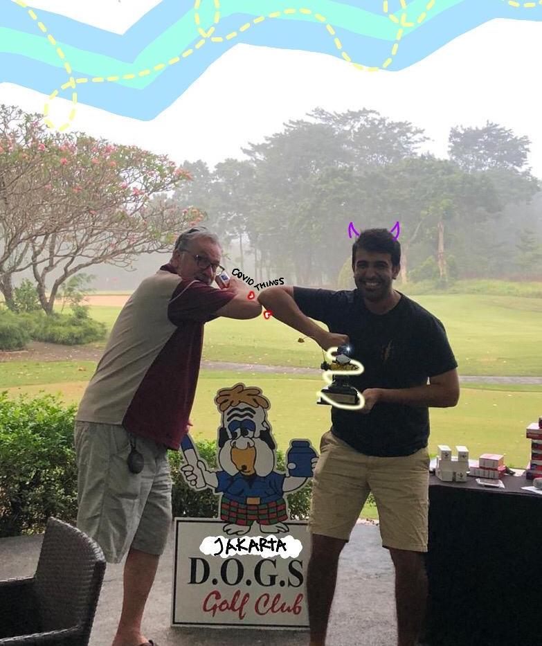 Riverside 2020 Week 5 Champion Indar Dha