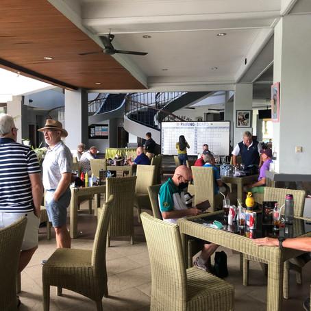 D.O.G.S. First Round at Padang Golf Pangkalan Jati