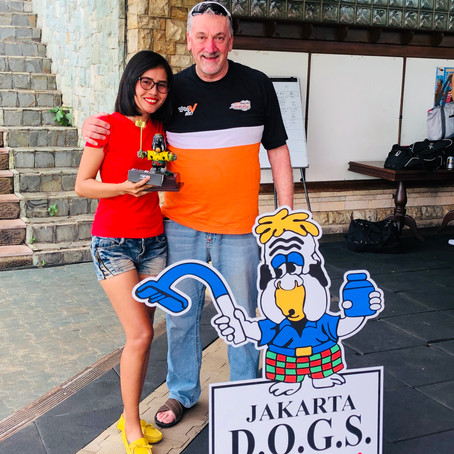 D.O.G.S. 4th Round at Matoa Nasional Golf Course