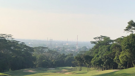 D.O.G.S. Penultimate Round at Permata Sentul Golf Club