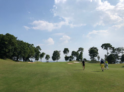 Permata Sentul Week 5 14th fairway