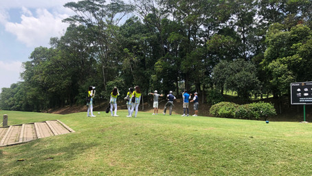 D.O.G.S. Final Round at Permata Sentul Golf Club