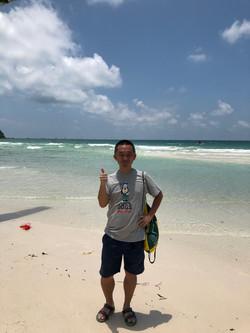 Taka Vietnam beach