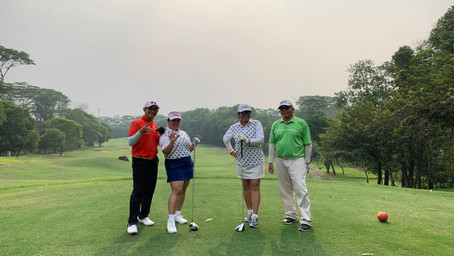 D.O.G.S. Fourth Round at Permata Sentul Golf Club