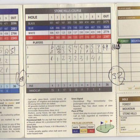 D.O.G.S. Third Round at Rainbow Hills Golf Club
