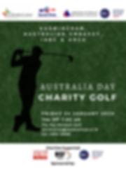 Australia Day Charity Golf 2020 Sponsors