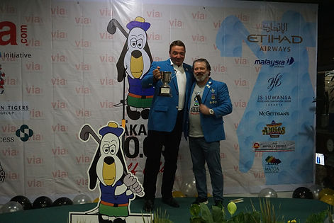 EoYP 2020 Top Dog Winner James Bristow.J