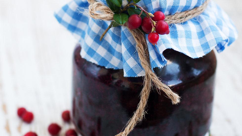 Handmade jam (250ml)
