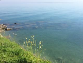 Retreating Lakeside!